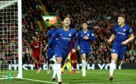 """""""Puteti sa-i dati deja Trofeul Puskas!"""" Nebunia totala reusita de Hazard: faza cu care a distrus-o pe Liverpool si a eliminat-o din Cupa"""