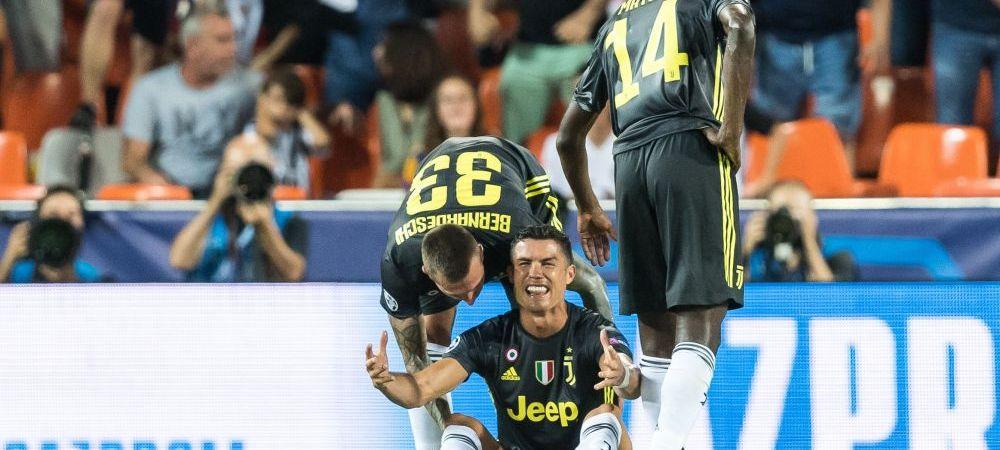 BREAKING NEWS | UEFA a luat decizia dupa eliminarea lui Cristiano Ronaldo cu Valencia! Ce suspendare a primit