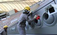 Adevaratul motiv! De unde a venit aerul polar in Romania: arabii testeaza aerul conditionat de pe stadioane, pentru Mondialul din 2022 :)