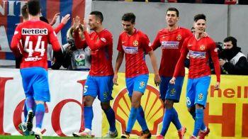 Unirea Alba Iulia - FCSB 0-1 | Calificare chinuita! Rusescu a marcat in minutul 85 dupa ce a ratat trei ocazii colosale! Tanase a ratat un penalty