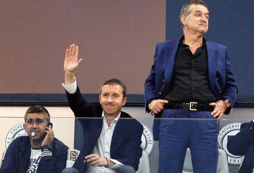 Becali a ras de Mihai Stoica in direct la TV! Ce jucator a vrut sa blocheze Meme la FCSB: