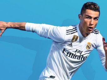 Singurul fotbalist roman care a aparut pe coperta FIFA in cei 26 de ani de cand exista jocul: FOTO
