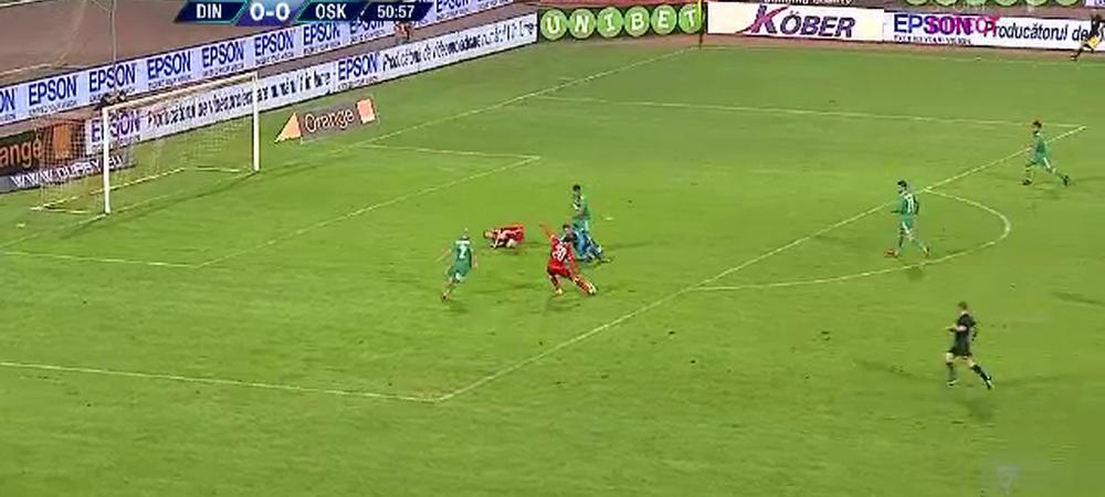 DINAMO - SEPSI OSK 0-0 | Salomao a ratat incredibil cu poarta goala, Niculescu rateaza debutul! Dinamo poate ajunge pe locul 12! Vezi toate fazele meciului