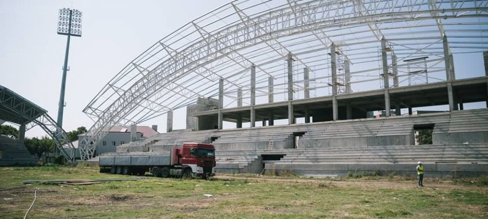 Un nou STADION MODERN in Romania! Anuntul de ULTIMA ORA: Cand va fi gata arena pregatita sa intre intr-o companie selecta