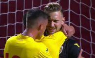 Radu cel Singur: Capitanul nationalei U21 s-a despartit de iubita! Cum arata cea mai frumoasa prietena de fotbalist roman