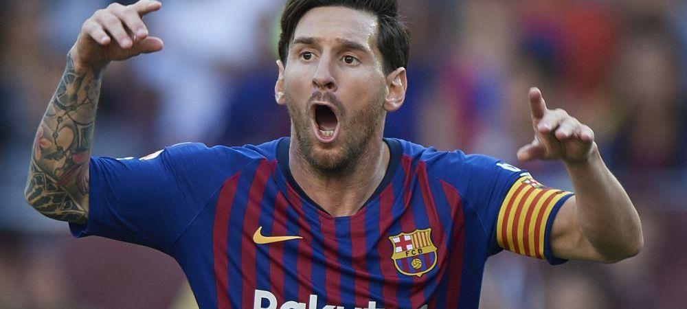 """Semnal de ALARMA tras de Messi dupa al 3-lea pas gresit al Barcei! Si-a criticat public colegii: """"NU avem voie sa se intample asta!"""""""