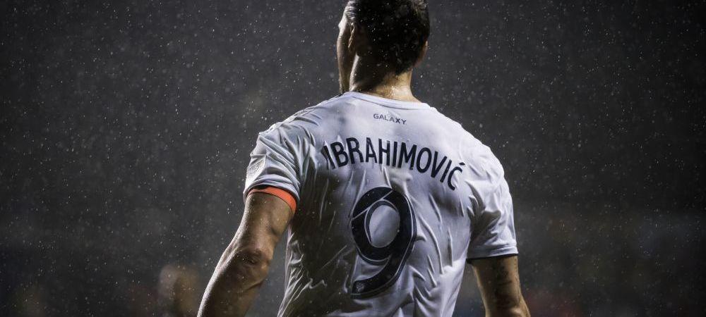 O BIJUTERIE :) Ibrahimovic a lovit din nou! Gol fabulos in ultimul meci pentru LA Galaxy: super executie a lui Zlatan | VIDEO