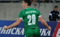 Nu se mai opreste! MAGIE pentru Keseru la Ludogorets! 2 goluri si pasa de gol intr-o victorie categorica