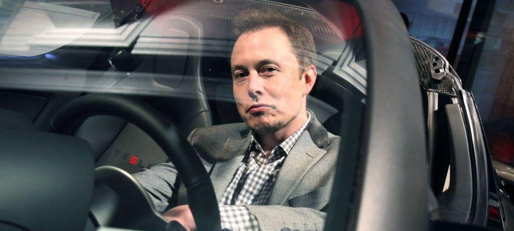 Scandal URIAS la Tesla! Elon Musk, obligat sa-si dea demisia dupa o postare pe Twitter   Compania a pierdut 5 miliarde de dolari la bursa