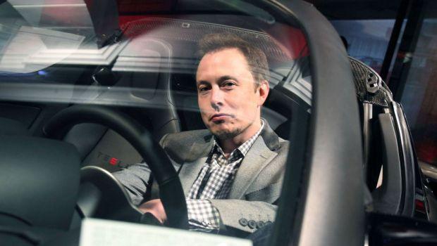 Scandal URIAS la Tesla! Elon Musk, obligat sa-si dea demisia dupa o postare pe Twitter | Compania a pierdut 5 miliarde de dolari la bursa