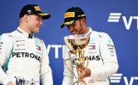 Pas urias catre titlul mondial facut de Hamilton! Britanicul a castigat in Rusia si este la mare distanta de Vettel