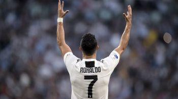 """""""Imensul"""" Ronaldo, cel mai mare RATANGIU din Europa! Si-a transformat jocul, dar este primul in topul ratarilor! Salah si Suarez sunt si ei sus"""