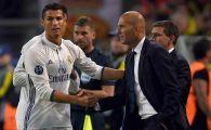"""Momentul in care Zidane s-a dus la sefii sai: """"Rezolvati problema, e INSUPORTABIL!"""" S-a aflat motivul despartirii lui Ronaldo de Real"""