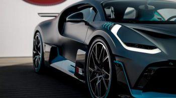 Cum arata noul Bugatti Divo de 5 mil.euro! Nici macar Cristiano Ronaldo nu poate sa cumpere unul! Are 1500 de cai si e SOLD OUT deja! FOTO