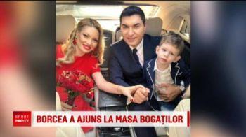 Rivalul pe care l-a invitat Cristi Borcea la nunta cu Valentina Pelinel! Restaurantul de LUX la care a avut loc evenimentul