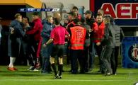 """VIITORUL - ASTRA 1-0 // Hagi a facut scandal dupa partida: """"Sa se intoarca la el in Turcia! A incitat pe toata lumea!"""" Ce i-a spus fostul preparator de la FCSB"""