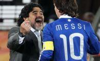 "Atac naucitor al lui Maradona: ""Messi ar trebui sa se retraga de la nationala! Nu mai veni, NEBUNULE!"" Reactie exploziva"