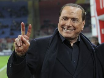 """Ce nebunie incearca Berlusconi! Proaspat patron in Serie C, a vorbit cu un Balon de Aur: """"Pune-ti din nou ghetele in picioare, vii sa joci la noi"""""""