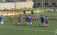A fost sau n-a fost? Ce s-a intamplat dupa ce o minge a ricosat din arbitru si a intrat in poarta la penalty! VIDEO