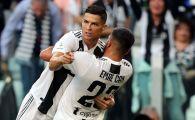 Noua fata a lui Cristiano: luat de Juve sa rupa plasele, Ronaldo e lider la assisturi! Un singur jucator din top campionate e peste el