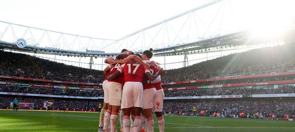 INTERZIS la meciul din Europa League! Un jucator de la Arsenal NU va juca saptamana aceasta din motive de securitate