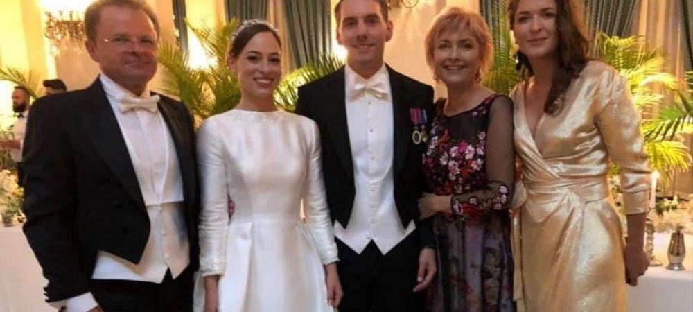 Alexandra Dulgheru, invitata la Nunta Principelului Nicolae. Ce mesaj le-a transmis jucatoarea de tenis. FOTO