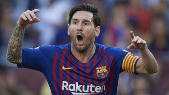 """Messi-dependenta"" Statistici INCREDIBILE | Cifrele Barcelonei cu si fara argentinian pe teren! ""Nu e posibil!"""
