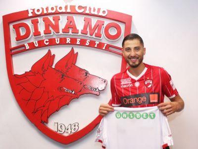 "OFICIAL   Gicu Grozav a semnat cu Dinamo! Prima reactie: ""Veneam si daca nu era Niculescu!"""