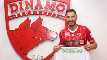 "OFICIAL | Gicu Grozav a semnat cu Dinamo! Prima reactie: ""Veneam si daca nu era Niculescu!"""
