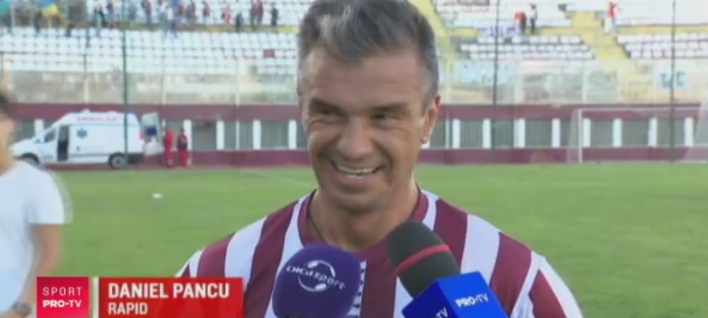 LIVE VIDEO | Pancu, prezentat oficial! Rapid are un nou antrenor