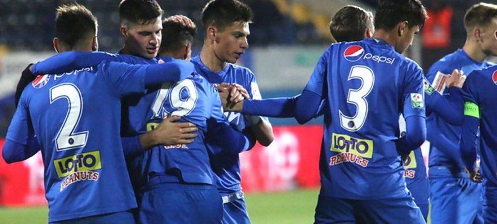 Singurii romani din Europa: Viitorul invinsa acasa in UEFA Youth League! Cu cine va juca daca trece de Dinamo Zagreb