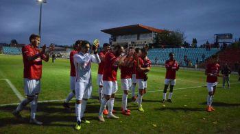 O fosta campioana RENASTE in liga a treia! Performanta unica in Romania: singura echipa fara gol primit!