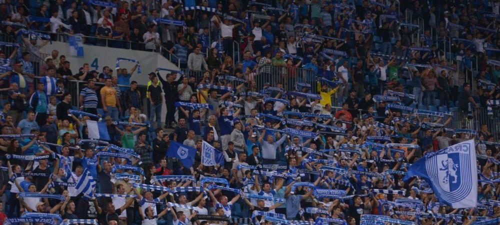 Capitolul la care Craiova e de departe pe primul loc: de DOUA ori mai multi suporteri decat FCSB! Topul spectatorilor in Liga 1