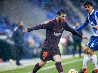 "Antrenorul care refuza categoric o mutare la FC Barcelona! ""E ca si cum ar merge Messi la Espanyol"""