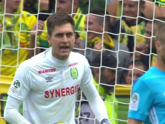 Tatarusanu are antrenor nou! Nantes a schimbat antrenorul dupa 3 luni! Cine a preluat echipa