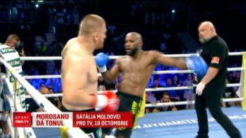 Morosanu se pregateste de lupta cu lectii de canto! Batalia Moldovei va fi pe 19 octombrie la Pro TV