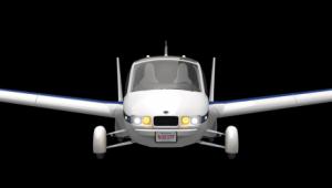 Incep precomenzile pentru prima masina zburatoare din lume: Terrafugia Transition!