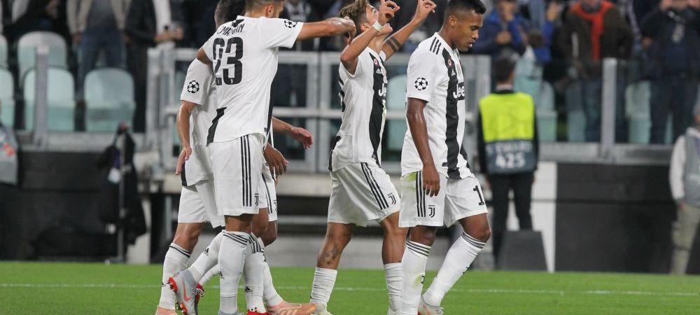JUVENTUS - YOUNG BOYS 3-0 | Performanta UNICA in Europa! Mesajul de 1 milion de like-uri in 40 de minute al lui Cristiano Ronaldo dupa partida
