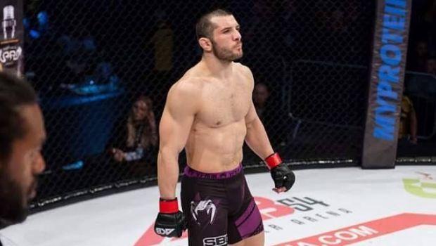 Cel mai tare meci de MMA din istoria Romaniei! Romanul care se antreneaza cu McGregor da piept cu o legenda pe 12 octombrie