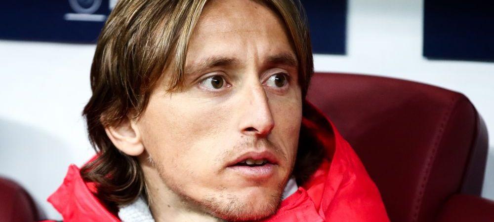 Luka Modric si-a aflat sentinta! Ce decizie s-a luat in procesul in care e acuzat de marturie mincinoasa