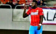 """I-a prelungit contractul lui Gnohere! Anuntul de ULTIMA ORA al lui Becali: Cat mai sta """"Bizonul"""" la FCSB"""