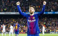 """Leo Messi a ales golul PREFERAT din cariera lui: """"A fost seara perfecta! Nu mi-as fi putut dori ceva mai mult"""""""