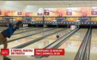 "El e marea speranta la Europeanul de bowling! Campionul Romaniei sta cate 8 ore in sala: ""Prima jucatrie a fost o bila de bowling!"""