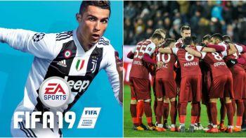 Motivul pentru care CFR Cluj a fost scoasa in ultima clipa din FIFA 19 si ce echipa a fost introdusa in locul campioanei Romaniei