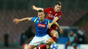 Situatie incredibila: jucator de la Napoli, JEFUIT sub amenintarea pistolului dupa victoria cu Liverpool