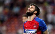 Transformarea SOC a lui Enache: s-a vopsit ca Messi si si-a tatuat o CRUCE pe cap! FOTO