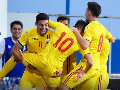 Radoi a anuntat lotul U21 pentru meciurile de calificare la Euro! Ambele partide se vad la PRO X