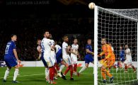 EUROPA LEAGUE LIVE | BATE 1-4 PAOK, Chelsea 1-0 Vidi, Frankfurt 4-1 Lazio, AC Milan 3-1 Olympiakos, Qarabag 0-3 Arsenal, Rangers 3-1 Rapid V., Ivan a creat golul oaspetilor