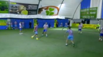 Radoi a intrat din nou in teren! A marcat de la centrul terenului inainte sa califice nationala de tineret la EURO