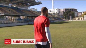 """Revine Alibec! Atacantul este gata sa intre pe teren la meciul cu CFR Cluj, Multescu se teme: """"Ce ar putea sa se mai intample?"""""""